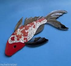 erfly koi fish precut