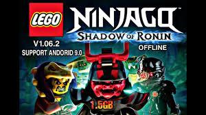 LEGO Ninjago Shadow of Ronin V1.06.2 (All Gpu)APK + OBB full ...