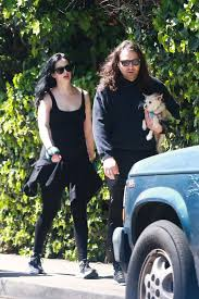 Pregnant KRYSTEN RITTER and Adam Granduciel Out in Hollywood 04/06/2019 –  HawtCelebs