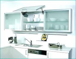 frosted glass kitchen cabinet doors
