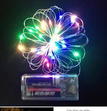Dây đèn Led trang trí dài 2 mét dùng pin tiểu AA (N007)