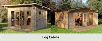 sheds garden buildings