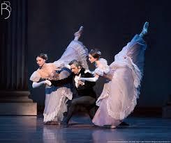 Lauren Herfindahl, Eris Nezha, and Addie Tapp in John Cranko's Onegin by  Gene Schiavone   Ballet photos, Contemporary ballet, Dance photography