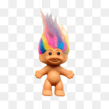 png and troll doll transpa clipart