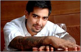 Chef and Food Network star Aaron Sanchez looking at KC for his ...