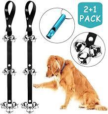 com 2 pack dog doorbells