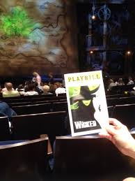 best seats and for wicked