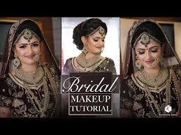 2018 latest bridal makeup tutorial