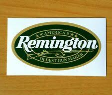 Remington Car And Truck Decals And Stickers For Sale Ebay