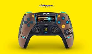 Cyberpunk 2077 themed PlayStation 5 ...