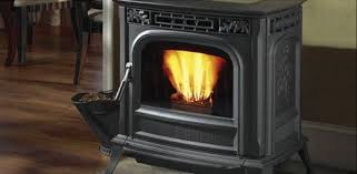 wood stove or pellet stove