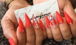 nail salons deals in glendora ca