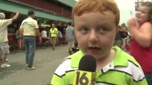Apparently Kid' Noah Ritter becomes a viral sensation   Newsday