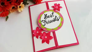 special card for best friend