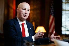 Pete Ricketts talks his second-term agenda, pledges property tax relief as  a top priority | State and Regional News | omaha.com