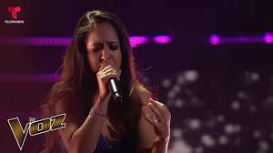 Adrianna Foster - 'Try' | Audiciones a ciegas | La Voz US - YouTube
