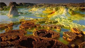Viaje a Dallol: el infierno en la Tierra donde se estudia la frontera de la  vida