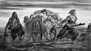 Peste Negra: el apocalipsis en forma de epidemia que devastó a ...