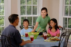 Family Dinners Beneficial for Youth Development – Youth First