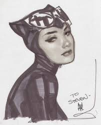 Catwoman - Adam Hughes Style! | Adam hughes, Catwoman, Catwoman cosplay