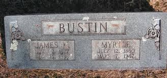 Myrtle Roberts Bustin (1880-1947) - Find A Grave Memorial