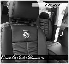 2005 dodge ram custom leather upholstery