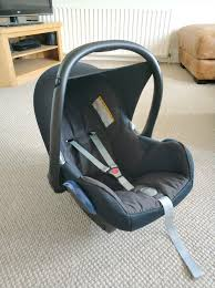 maxi cosi car seat for baby isofix or