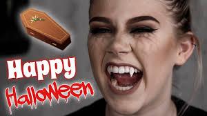 inspired halloween makeup tutorial