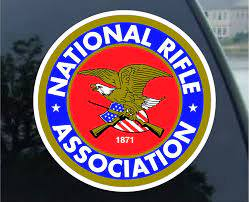 Amazon Com Nra Guns And Rifles Sticker Decal Automotive