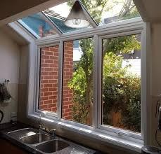 double glazed upvc window installation