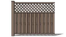 Fences 3d Warehouse