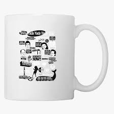 seinfeld quotes coffee mug customon