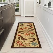 runner rug with rubber backing 20 x