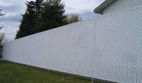 Slats For Chain Link Fences Fence Slats Backyard Plan Chain Link Fence