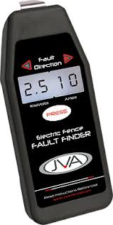 Jva Electric Fence Directional Fault Finder Digital Electric Fence Tester Ebay
