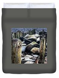 Breaker Duvet Cover for Sale by Ivan Stevens