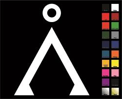 Stargate Vinyl Decal Sticker Choose Color Size Etsy