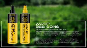 waspbeegone the all natural spray