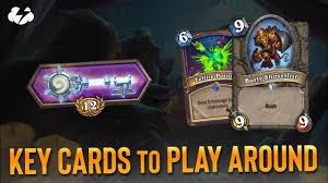 Key Cards to Play Around
