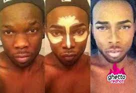 guy makeup archives ghetto red hot