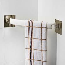 bathroom shower shelf makeup towel