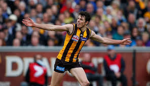 Isaac Smith living the dream - AFL Players