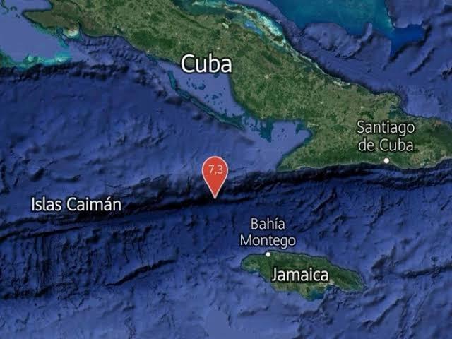 "Resultado de imagen de sismo jamaica"""