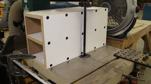build a stout bandsaw resaw fence from