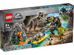 Lego Jurassic World Legend Of Isla Nublar Official Set Images The Brick Fan