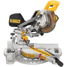 20v Max 7 1 4 Sliding Miter Saw W Battery Charger Dcs361m1 Dewalt