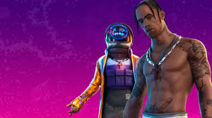 Travis Scott event in Fortnite ...