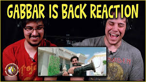 Gabbar is Back Trailer Reaction and ...