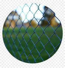 Damagae Chain Link Fencing Hd Png Download Vhv