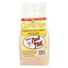 hearty whole grain bread mix